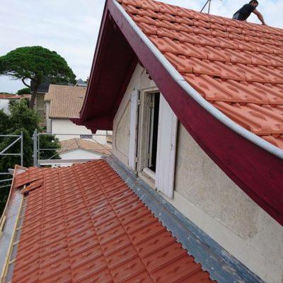 entreprise toiture saint Georges de didonne