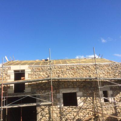 Rénovation générale de maison